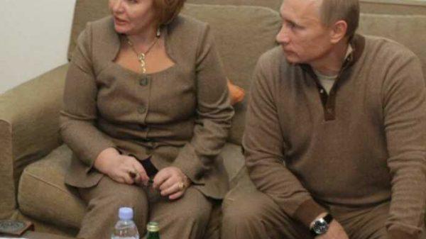Putinning rafiqasi bilan ajrashishiga sabab bo'lgan surat