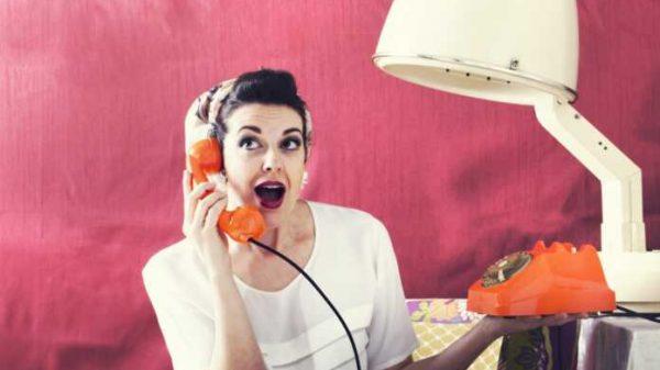Nimaga biz telefondagi suhbatni «allo» deb boshlaymiz?