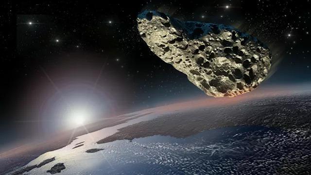 Yerga ikkita xavfli asteroid yaqinlashmoqda