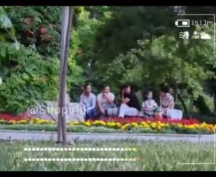 Yashirin kamera: Shaharda bola o'g'risi, atrofdagilarning bunga reaksiyasi (video)
