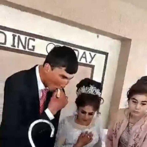 Ex sharmanda umringda tort yeganmisan uzi? (video)