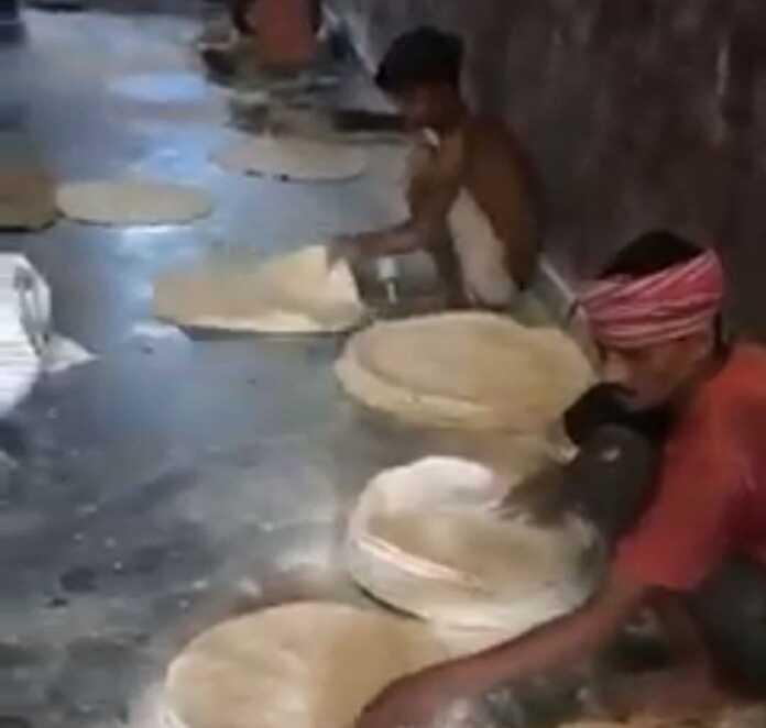 Hindistoncha Pitsa tayyorlash! Ko'ring faqat yig'lamang (video)