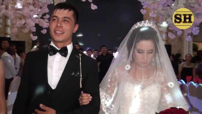 Kuyov bola sharmanda, kamida 2 marta ko'ring, tushunib olasiz (video)