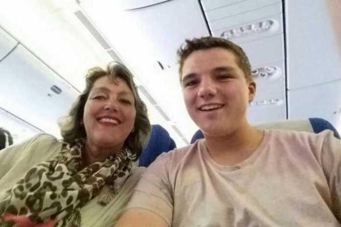 Daxshatli! MH17 reysida yo'lovchi o'lgan so'ngi selfisi