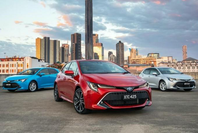 Toyota rekord miqdorda Corolla modelini sotdi