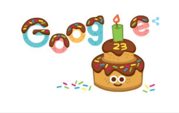 Kecha «Google»ning tug'ilgan kuni bo'ldi