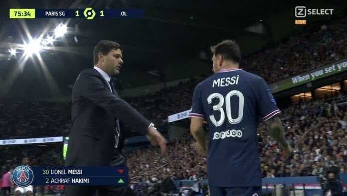 Messi «Manchester Siti»ga qarshi o'yinni o'tkazib yuborishi mumkin
